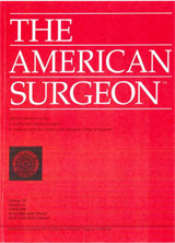 The American Surgeon - Severe Plantar Hyperhidrosis: An Effective Surgical Solution